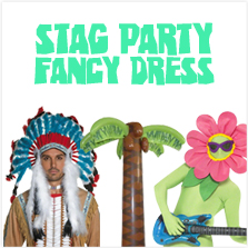 Stag Stuff Fancy Dress