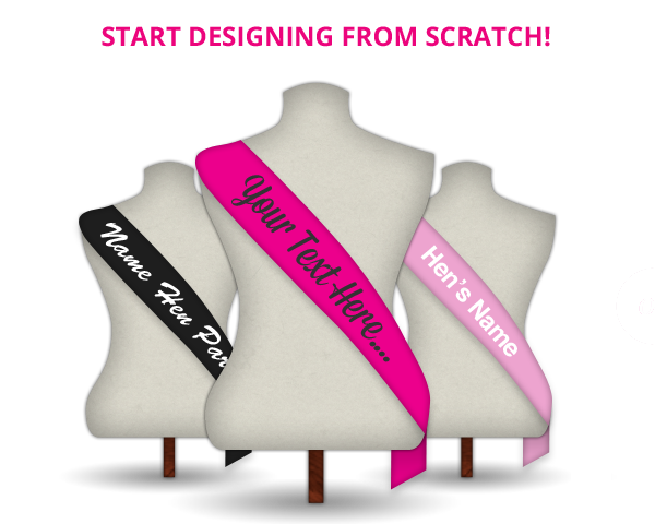 Starting designing Sashes