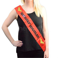 Wonder Woman Sash