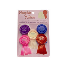 Naughty Novelty Prizes