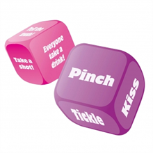Hen Night Dare Dice Games