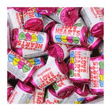 Love Hearts Mini Roll (10 Pack)