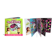 Bride To Be Spin Book Game