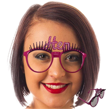 Hen Night Party Glasses
