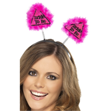 Bride to Be Warning Boppers