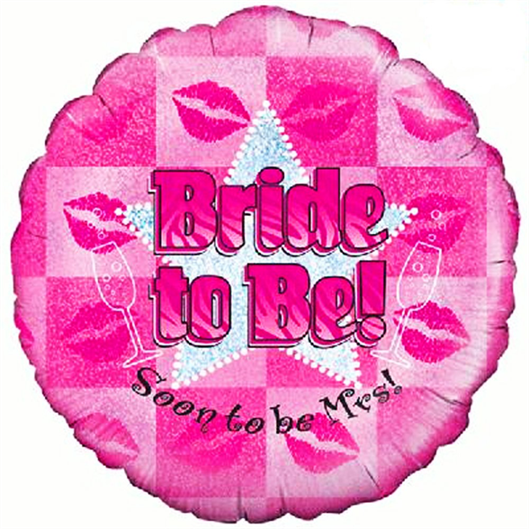 Bride to Be Balloon 1