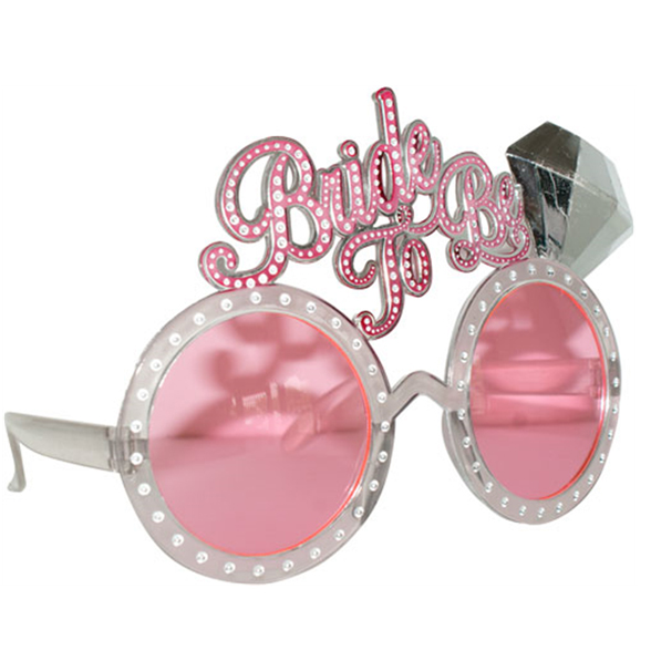 Bride To be Glasses 1