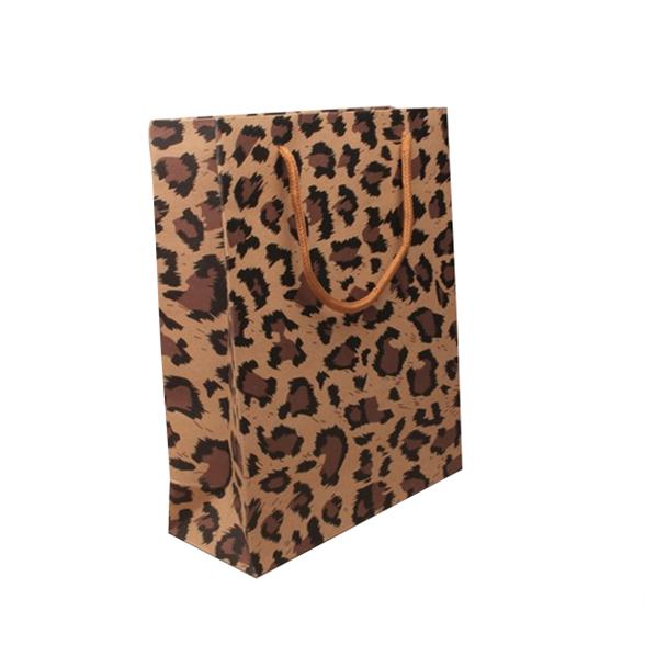 Animal Print Gift Bag - 25x20x8cm 1