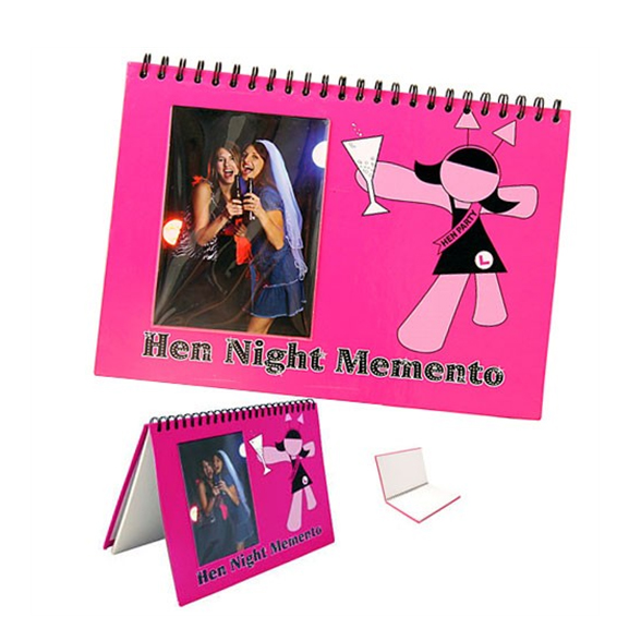 Hen Night Memento Book 1