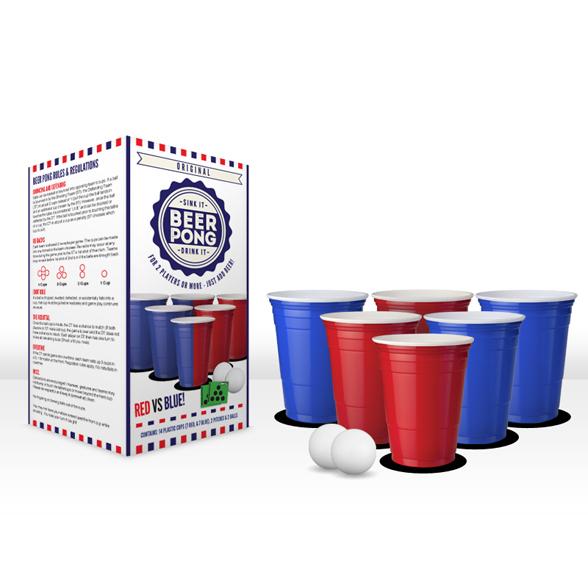 Original Beer Pong Kit 1
