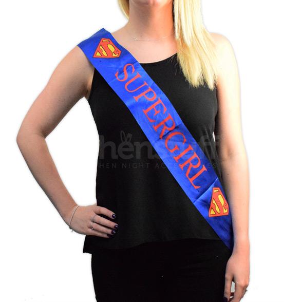 Supergirl Sash 1