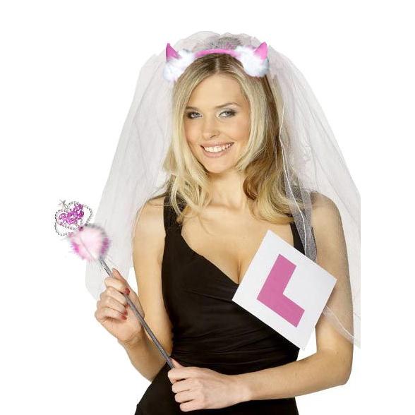 Pink Bride to Be Set 1