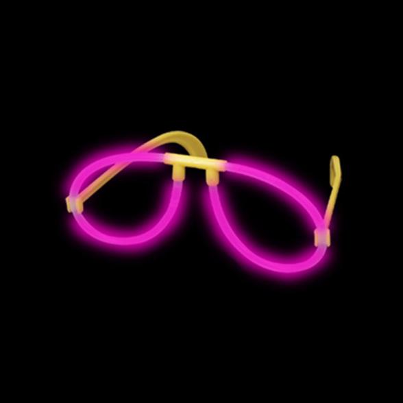 Glow Stick Glasses (Including Glow Sticks) 1