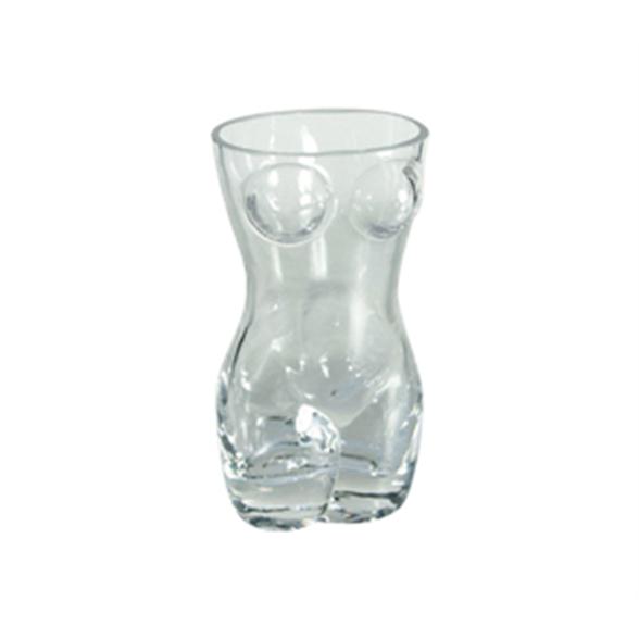 Naked Lady Shot Glass 1