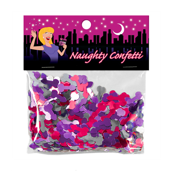 Naughty Willy Confetti 1