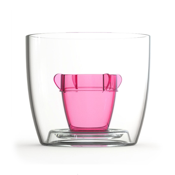 Bomber Jagerbomb Cup - Pink 10 Pack 1