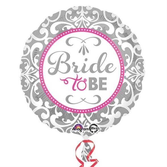 Elegant Bride To Be Standard Foil Balloon 1