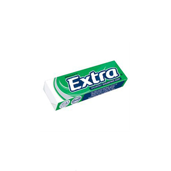 Wrigleys Extra Spearmint Gum 1
