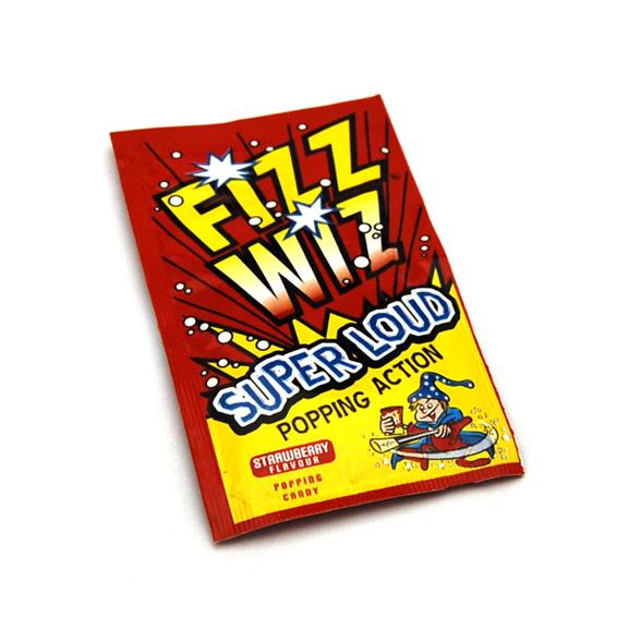 Fizz Wiz Popping Candy (Strawberry) 1