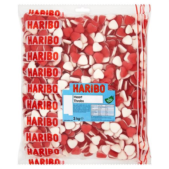 Harbio Heart Throbs 3KG Bag 1