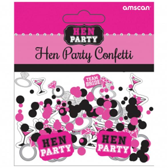 Hen Party Confetti 1