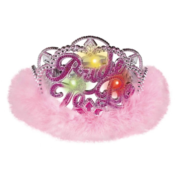 Bride to be Light up Tiara 1