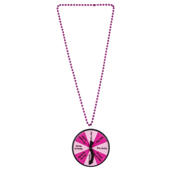 Hen Party Dare Spinner Pendant 1