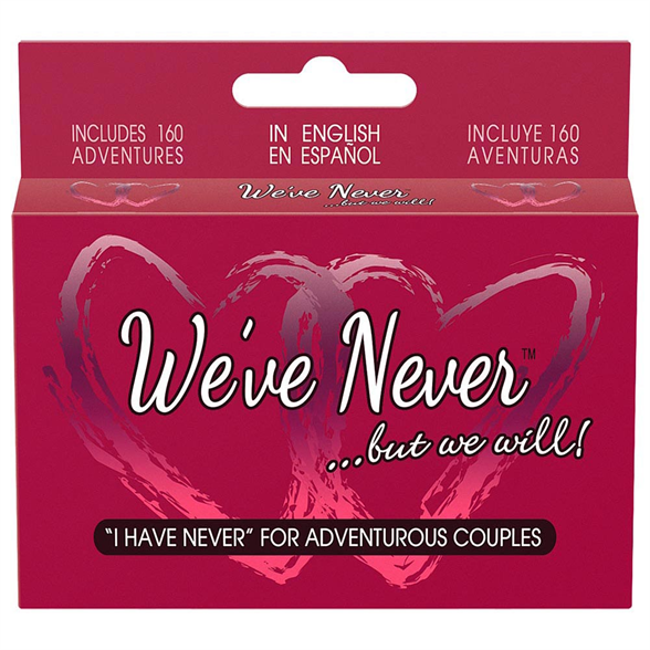 We've Never...But We Will! 1