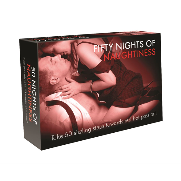 Fifty Nights of Naughtiness 1