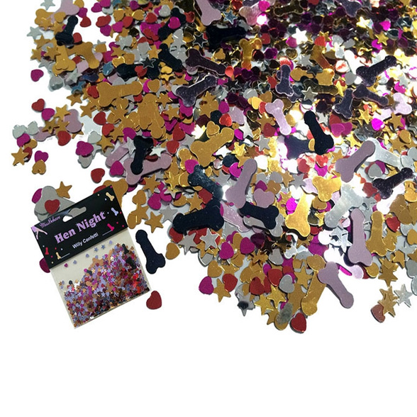 Willy Confetti 1