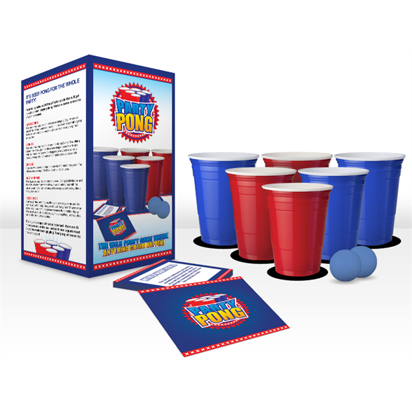 Party Pong: Everyone Joins In! 1