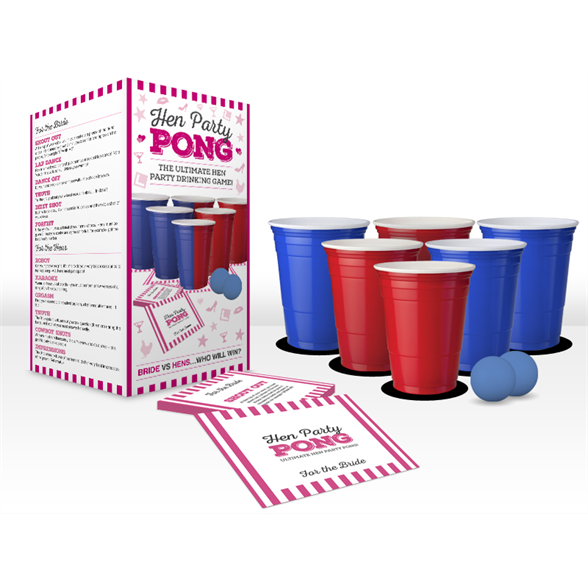 Hen Party Pong 1