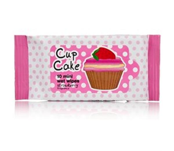 Cupcake Mini Wipes 1