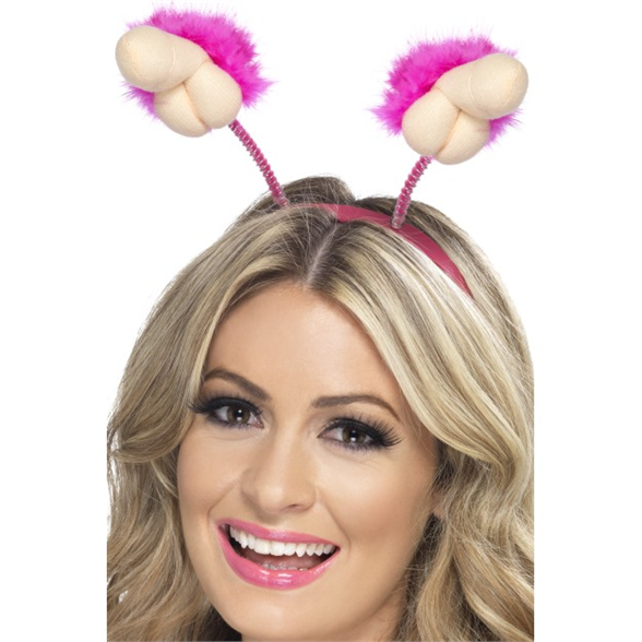 Hen Night Plush Willy Boppers 1