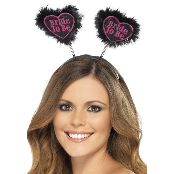 Bride To Be Love Heart Boppers 1