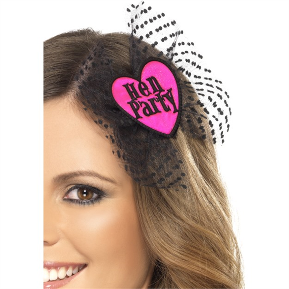 Hen Party Hair Bow 1
