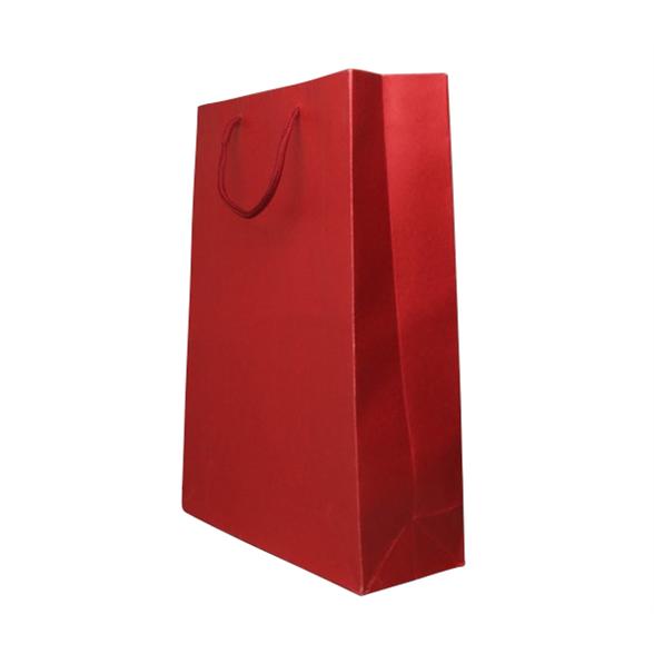Red Gift Bag - 23x19x9 2