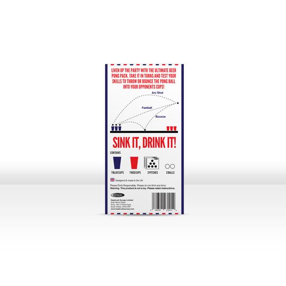 Original Beer Pong Kit 2