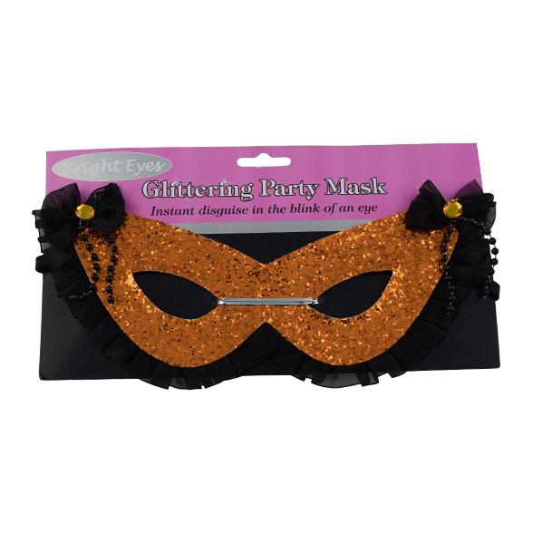 Glittering Eye Masks (4 Different Colours) 2