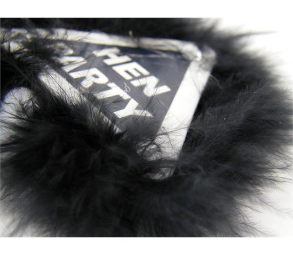 Black Hen Party Warning Bopper 2