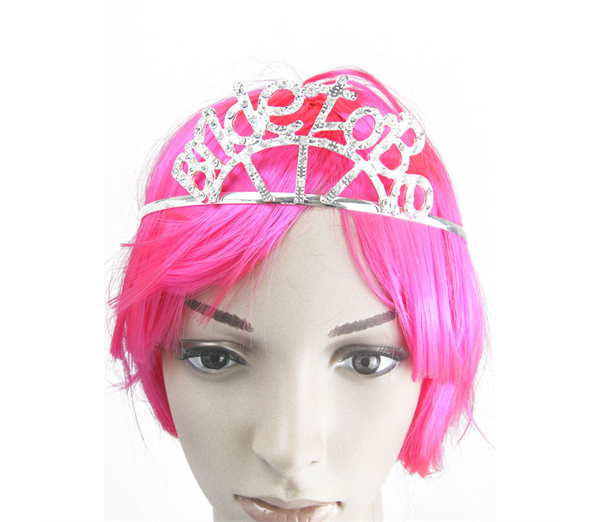 Boxed Diamante Bride to Be Tiara 2