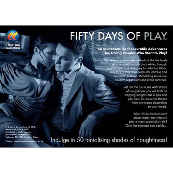 Fifty Days of Play 3