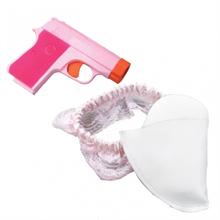 Party Posse Garter with Mini Gun