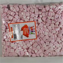 Kingsway Heart Mallows 1KG Bag