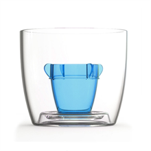 Bomber Jagerbomb Cups - Blue (10 Pack)