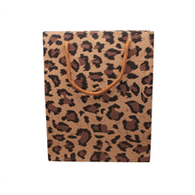 Animal Print Gift Bag - 25x20x8cm