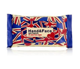 Union Jack Hand & Face Wipes