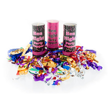 Hen Night Party Poppers