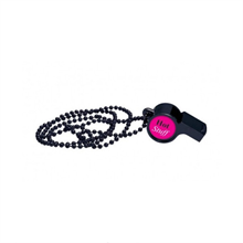 Girl's Night Out Whistle - Black