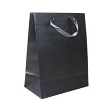 Dark Grey Gift Bag - 23x18x10cm